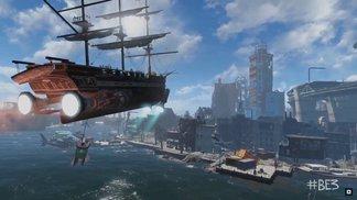 Fallout 4 VR Trailer - Bethesda E3 2017
