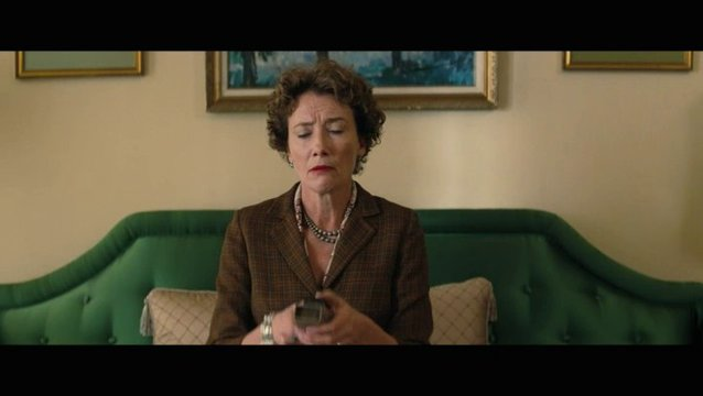 Emma Thompson als P. L. Travers - Featurette Poster