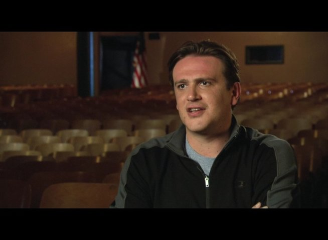 Jason Segel über Cameron Diaz - OV-Interview Poster