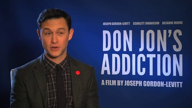 Joseph Gordon-Levitt über Esther - OV-Interview Poster