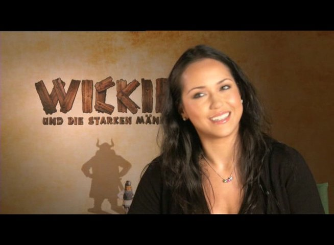Ankie Beilke: Lee Fu und die Wikinger - Interview Poster