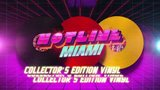Hotline Miami  Collector s Edition Vinyl - KickStarter Video