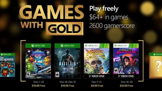Xbox - November Games with Gold