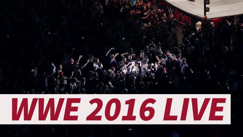 Wwe 2016 Live In Deutschland