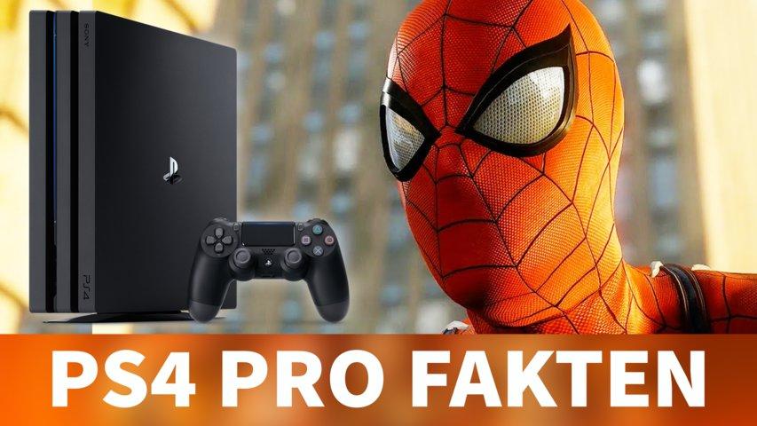 PS4 Pro im Überblick