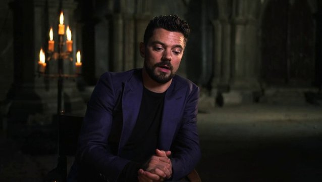Dominic Cooper - Mehmed - über Mehmed - OV-Interview Poster