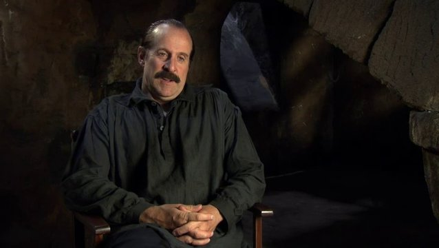 Peter Stormare - Sheriff Berringer - über die Stunts - OV-Interview Poster