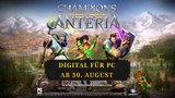 Champions of Anteria  Ankündigungstrailer   Ubisoft [DE]
