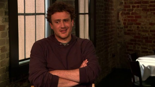 Jason Segel -Jeff- was dem Publikum am Film gefallen wird - OV-Interview Poster