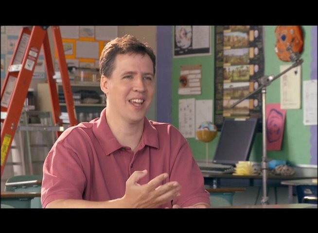 Jeff Kinney - Autor über den Film - OV-Interview Poster