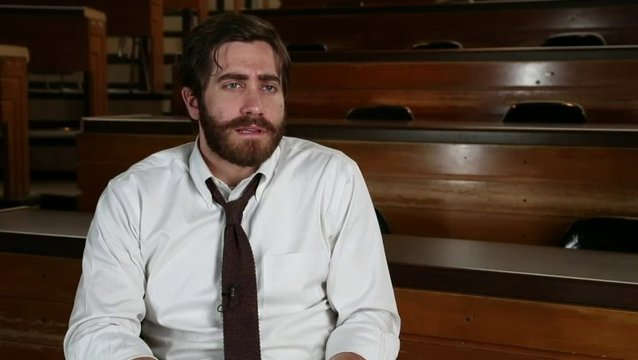 Jake Gyllenhaal (Adam und Anthony) über Regisseur Denis - OV-Interview Poster