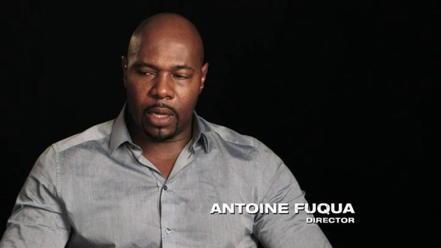 Antoine Fuqua über die Action - OV-Interview Poster