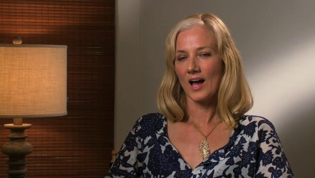 Joely Richardson - Anne Butterfield - über den Film - OV-Interview Poster