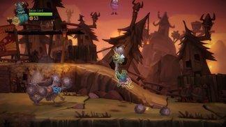 Zombie VIkings -Majör Update Trailer   PS4