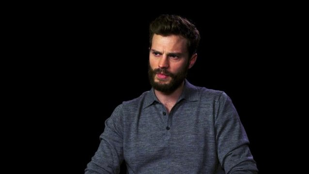 Jamie Dornan über Christian Grey - OV-Interview Poster
