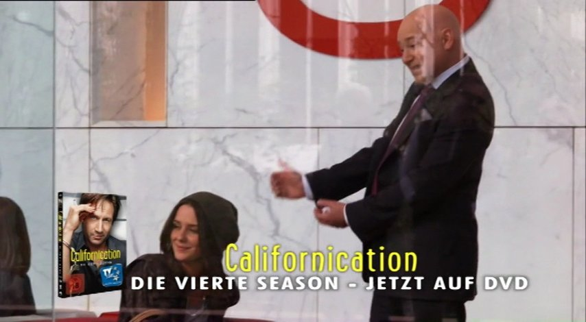 Californication - Season 4 (DVD-Trailer) Poster