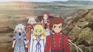 Tales of Symphonia HD - Steam - Regenerate the world! (Release date trailer)