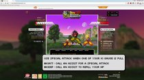 Dragon Ball Z  Extreme Butoden - 3DS - Fight with Tweets! (English)