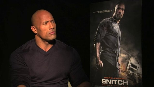 Dwayne Johnson über Regisseur Ric Waugh - OV-Interview Poster