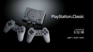 GTA, Metal Gear Solid und mehr: Alle Spiele der Mini-PlayStation
