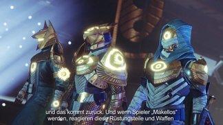 Die Prüfungen von Osiris sind zurück!