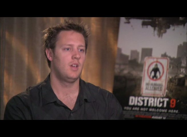 Neill Blomkamp über den Film - OV-Interview Poster