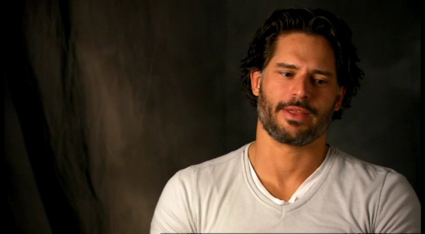 Joe Manganiello - Big Dick Richie über seine Rolle - OV-Interview Poster