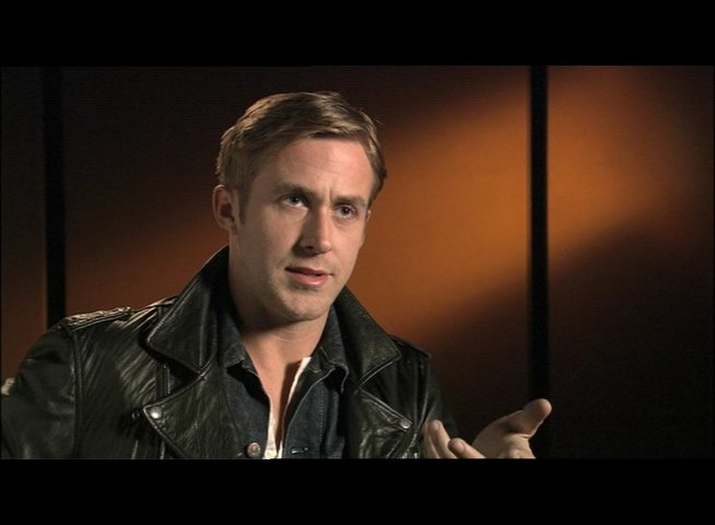 Ryan Gosling über den Film - OV-Interview Poster