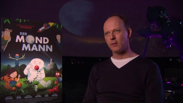 Stephan Schesch (Regie) über Realisation der Animation - Interview Poster