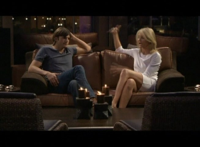 Interview mit Cameron Diaz und Ashton Kutcher (Joy & Jack) - OV-Interview Poster
