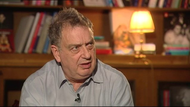 Stephen Frears Interview 1 - OV-Interview Poster