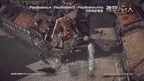 Attack on Titan - Titan-Gameplay
