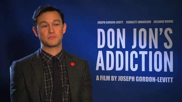 Joseph Gordon-Levitt über Barbara - OV-Interview Poster