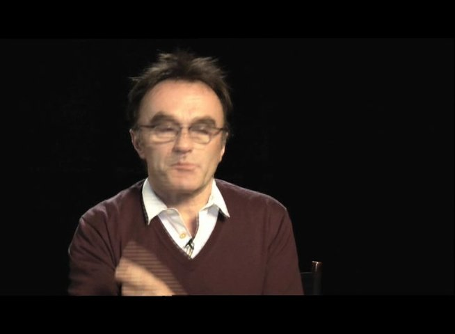 Danny Boyle über den Film als Action Movie - OV-Interview Poster