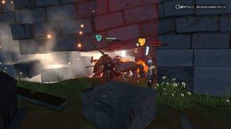 Crowfall - Siege Perilous Destruction