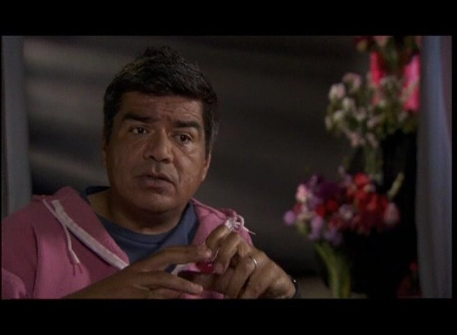 George Lopez - Alphonso - OV-Interview Poster