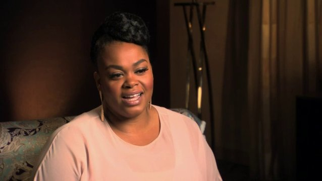 Jill Scott - DeeDee Brown -  über James Brown und ihr Interesse an der Rolle - OV-Interview Poster