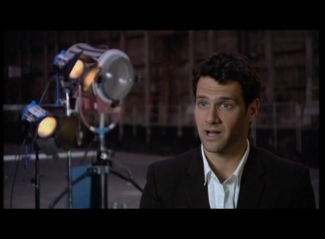 "Justin Bartha (""Doug"") - OV-Interview Poster"