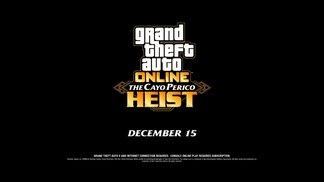 Trailer zur The Cayo Perico Heist