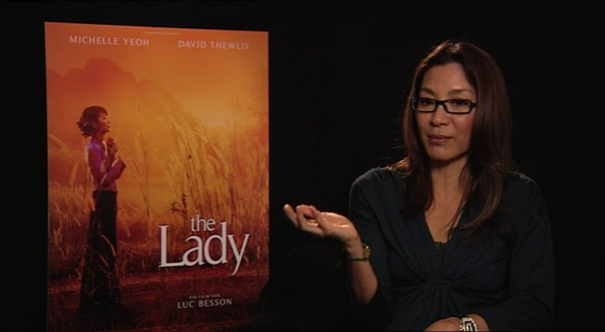 Michelle Yeoh über Luc Besson - OV-Interview Poster