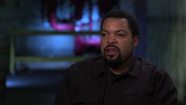 Ice Cube über den Film - OV-Interview Poster