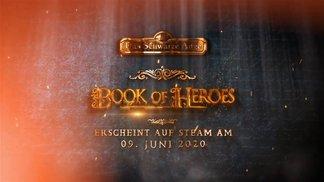 Ein neues Buch der Helden wird aufgeschlagen!
