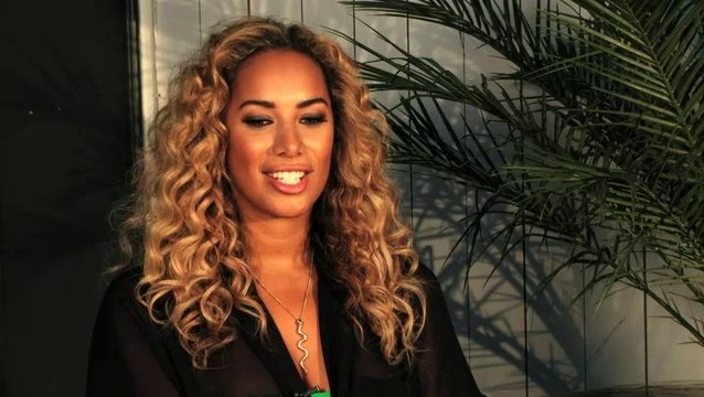 Leona Lewis über Annabel Scholey - OV-Interview Poster