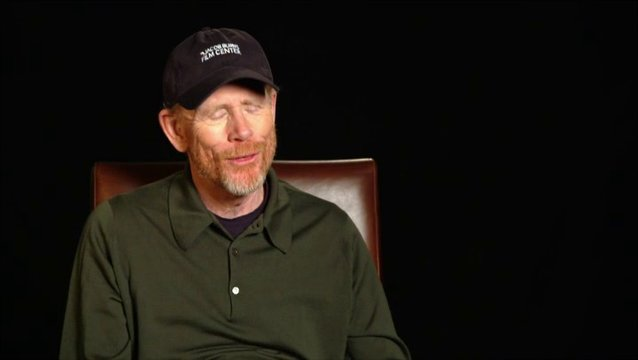 Ron Howard - Regisseur - über Sigourney Weaver im Film - OV-Interview Poster